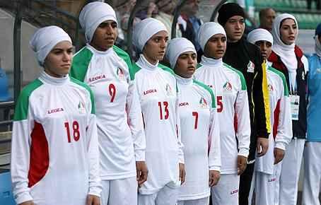 لباس تيم المپيك ايران